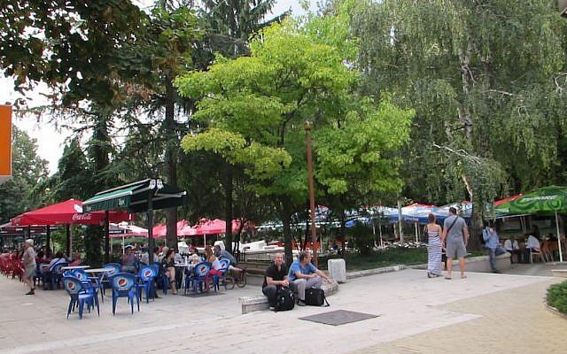 Street scenes in Selestria (Photo credit: Courtesy)