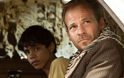 American actor Stephen Dorff plays an Israeli pilot in 'Zaytoun,' out in US theaters September 20. (photo credit: courtesy)