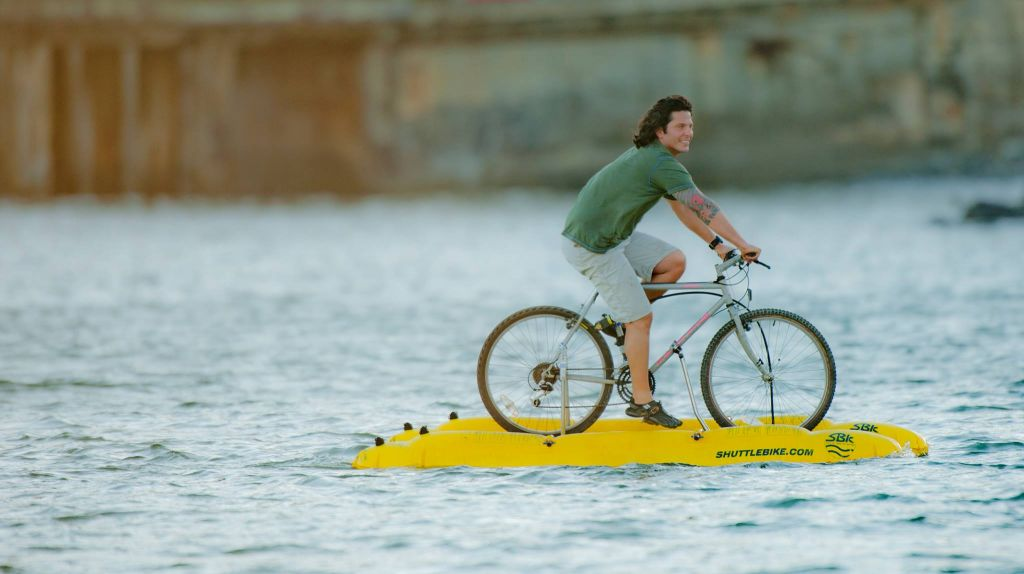 Israeli American Bikes On Water The Times Of Israel