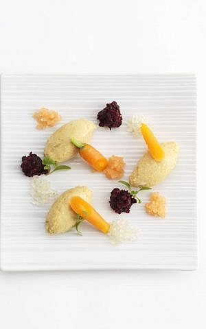 1701's take on gefilte fish. (photo credit: courtesy)