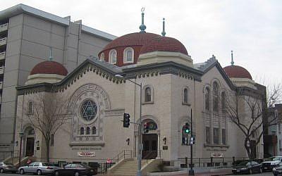 6th&I Synagogue (photo credit: Wikipedia Commons / David Monack)