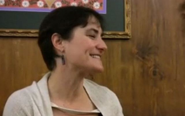 Rabbi Deborah Waxman (photo credit: YouTube screenshot)