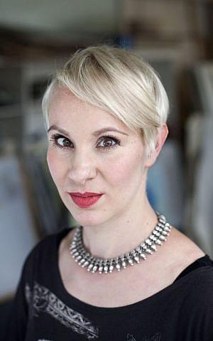 Eve Harris (photo credit: Karolina Urbaniak)