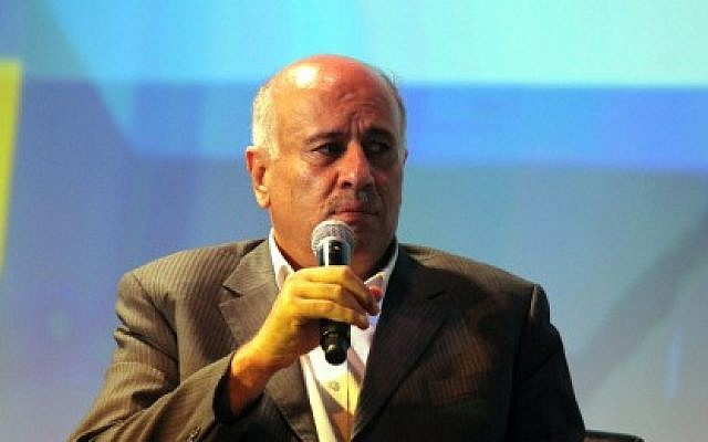 Jibril Rajoub (Yossi Zamir/Flash 90)