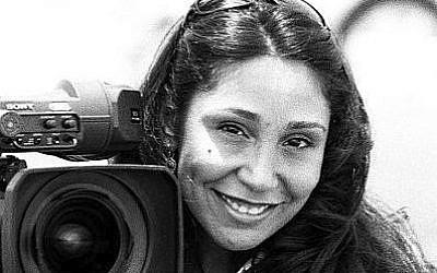 Haifaa al-Mansour. (photo credit: wikimedia)