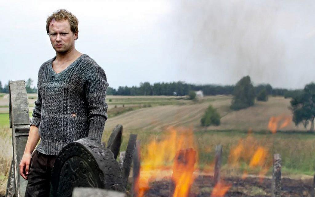 Polish film 'Aftermath' explores the massacre at Jedwabne. (photo credit: courtesy)