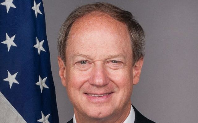 US Ambassador to Germany, John Emerson. (US Government)