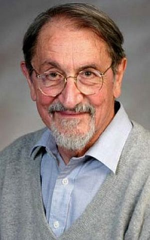 Martin Karplus (photo credit: courtesy Harvard University)
