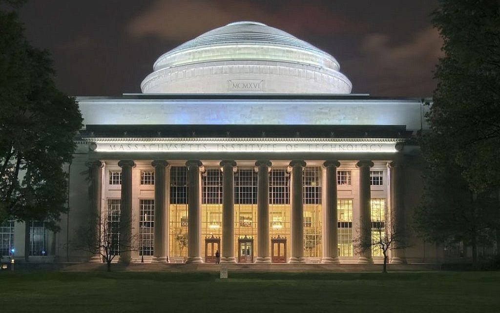 Hundreds of Israelis study or work in research at MIT, across the river from Boston in Cambridge, Massachusetts (photo credit: courtesy)