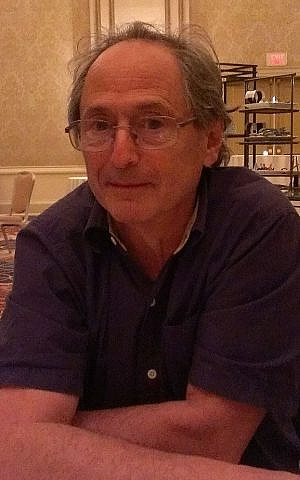 Michael Levitt (photo credit: CC BY Wikipedia)