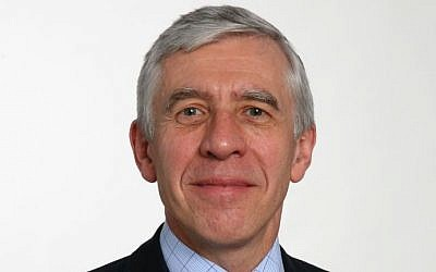 Jack Straw (photo credit: UK Ministry of Justice / Wikipedia Commons)