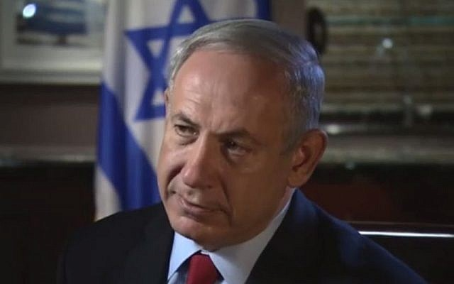 Prime MInister Benjamin Netanyahu speaks to BBC Persian on Thursday October 3, 2013. (Screenshot)