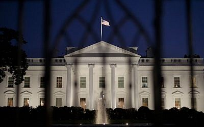 The White House (AP/Pablo Martinez Monsivais)