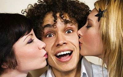 Polyamorous Jews are looking for the acceptance their Jewish gay friends are given. (photo credit: Shutterstock via JTA)