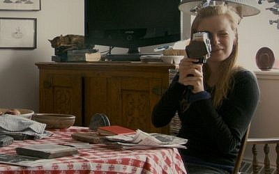 A scene from Sarah Polley's 'Stories We Tell.' (photo credit: courtesy)