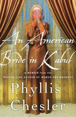 The cover of Phyllis Chesler's new book, in part a memoir (photo: courtesy)