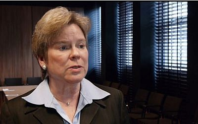 Acting Under Secretary of State for Arms Control and International Security Rose E. Gottemoeller. (screen capture: Youtube/opcwonline)