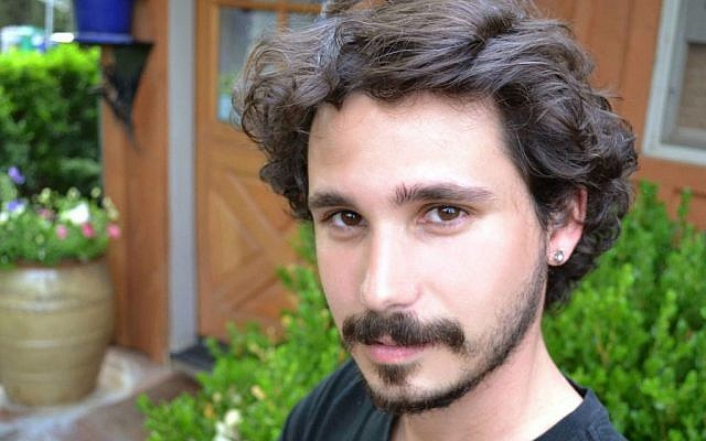 Author Steven Winkelstein. (photo credit: courtesy image)