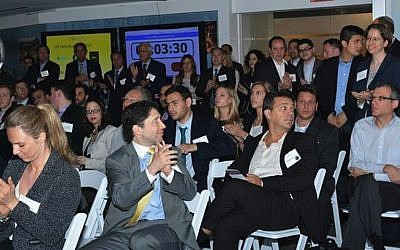 A recent investment event sponsored by the US Israel Business Council (photo credit: Courtesy USIBC)