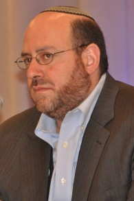 Rabbi Steven Wernick (photo credit: United Synagogue/JTA)