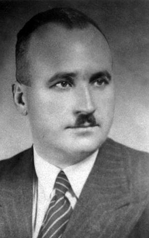 Dimitar Peshev (photo via Yad Vashem)