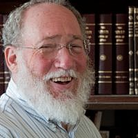 Pardes Institute of Jewish Studies director Rabbi Daniel Landes. (photo credit: courtesy)