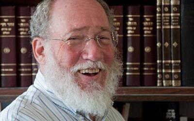 Pardes Institute of Jewish Studies director Rabbi Daniel Landes. (photo credit: courtesy)