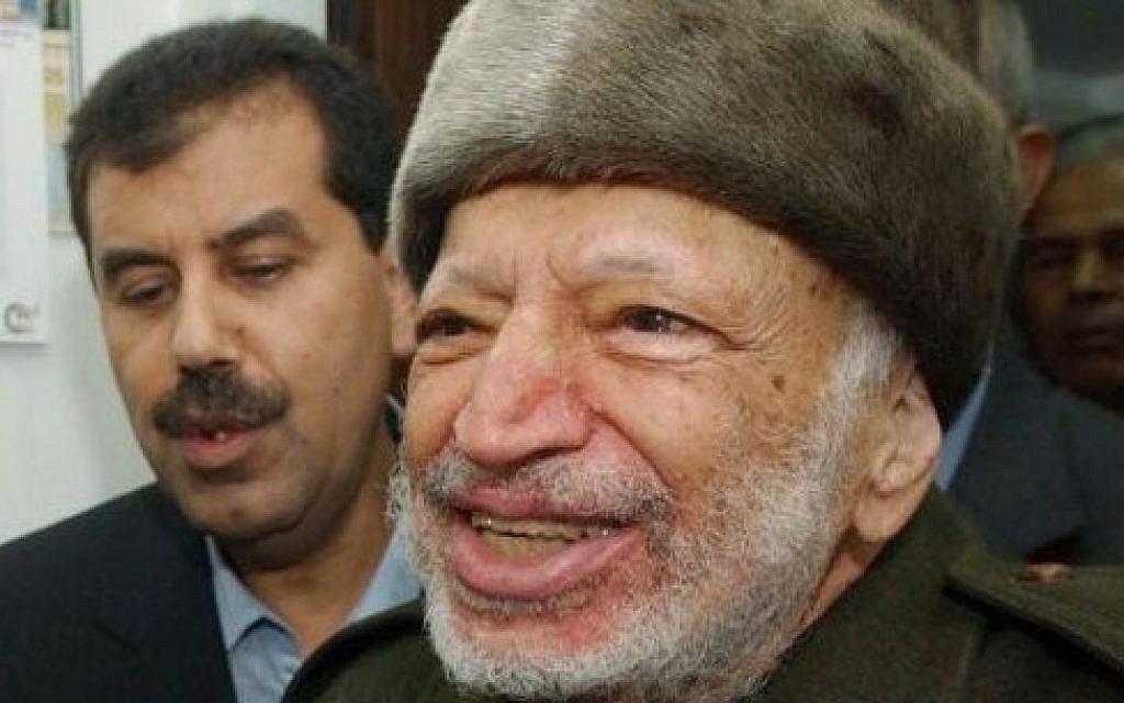 Cause of Yasser Arafat's death