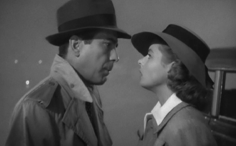 Released in 1942, 'Casablanca's anti-Nazi atmosphere was not necessarily 'brave,' says Leslie Epstein, son and nephew to the writers. (photo credit: courtesy Warner Bros. Films)