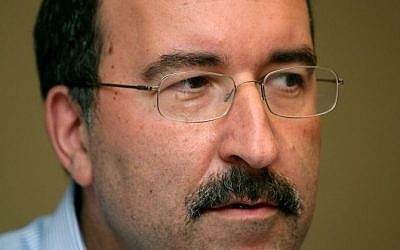 Dore Gold (Photo credit: Moshe Shai/Flash90)