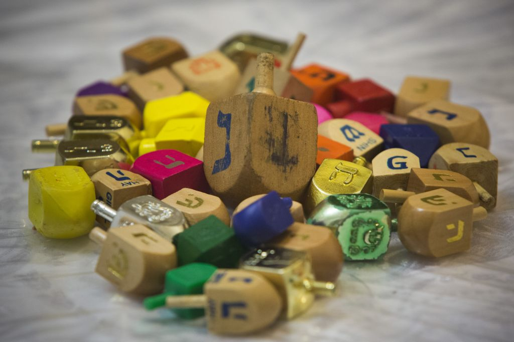 Make A Dreidel Melt Some Wax See The Light The Times Of Israel