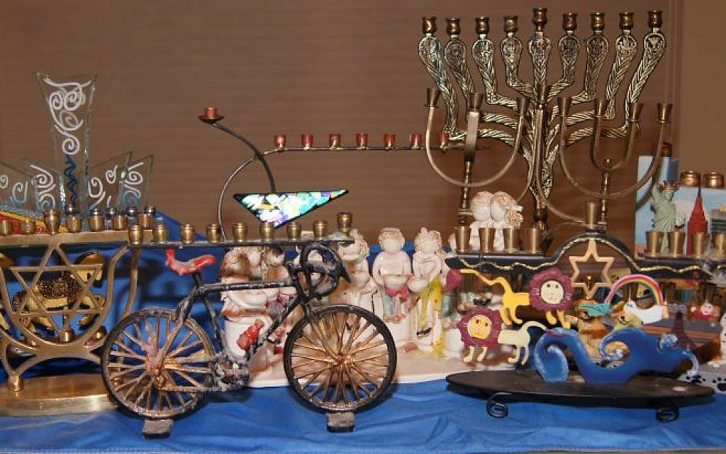 An image from 'Hanukkah in America: A History' (photo credit: New York University Press),
