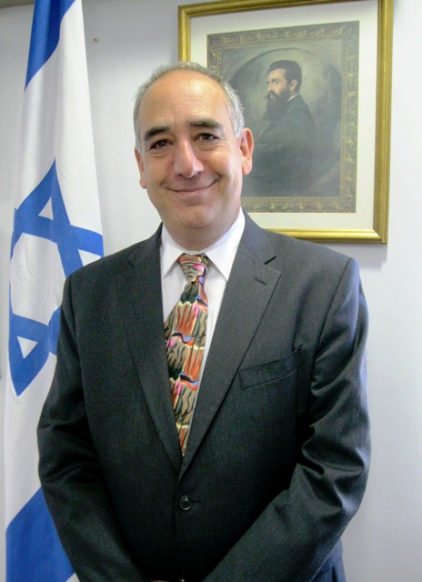 Ambassador Arthur Lenk (photo credit: courtesy MFA)