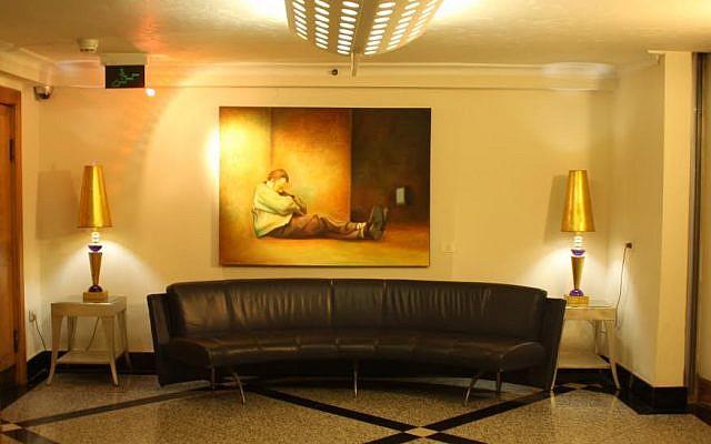 Marina Hotel (photo credit Shmuel Bar-Am)