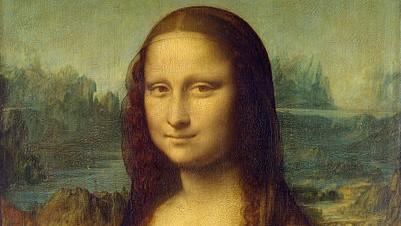 Leonardo da Vinci's Mona Lisa (photo credit: Wikimedia Commons, Public Domain)