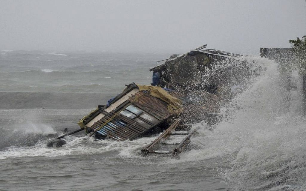 IsraAID to send team to devastated Philippines | The Times of Israel