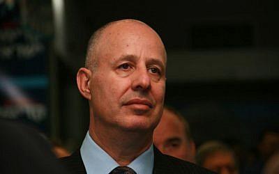Tzachi Hanegbi (photo credit: Itzike / Wikipedia Commons)