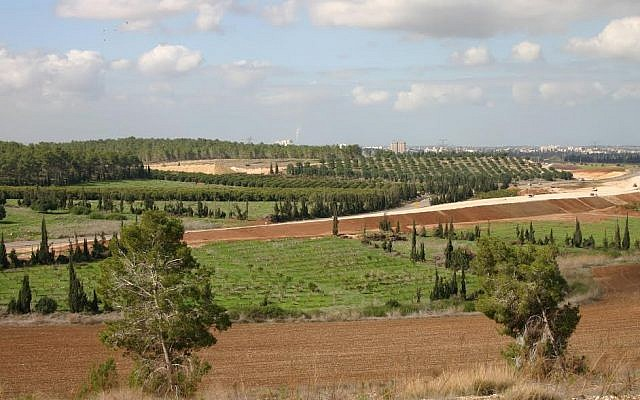 The view from Angels' Forest (photo credit: Shmuel Bar-Am)