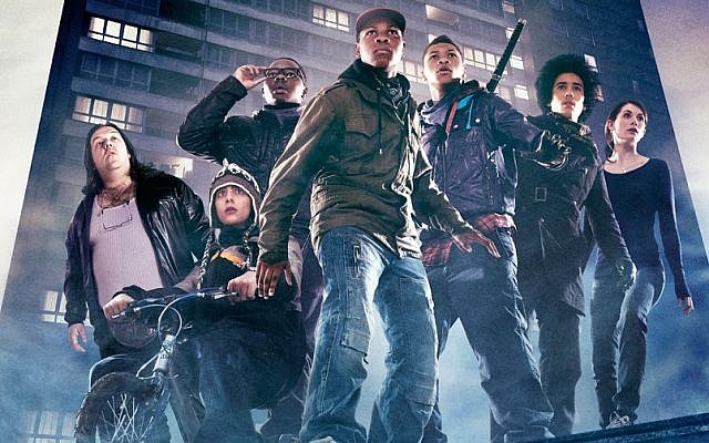 'Attack the Block' (photo credit: courtesy Screen Gems)