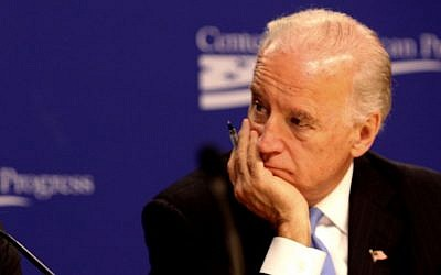 US Vice President Joe Biden (CC BY-ND Center for American Progress, Flickr)