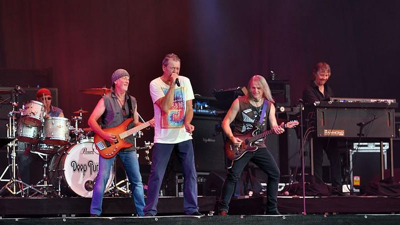 Image result for Deep Purple Israel
