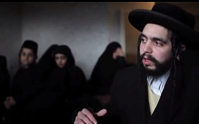 Nachman Helbrans. (Screen capture: Youtube/ Windsor Star)