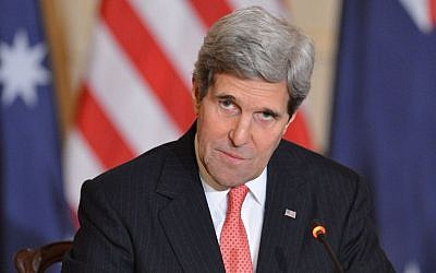 US Secretary of State John Kerry (photo credit: US Department of State/File)