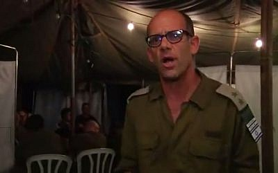 Dr. Ofer Merin (screen capture: YouTube)