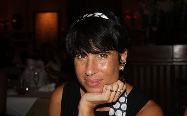 Media maven Shira Dicker (photo credit: Ari L. Goldman)