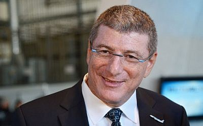 El Al CEO Elyezer Shkedy (photo credit: Yossi Zeliger/Flash90)