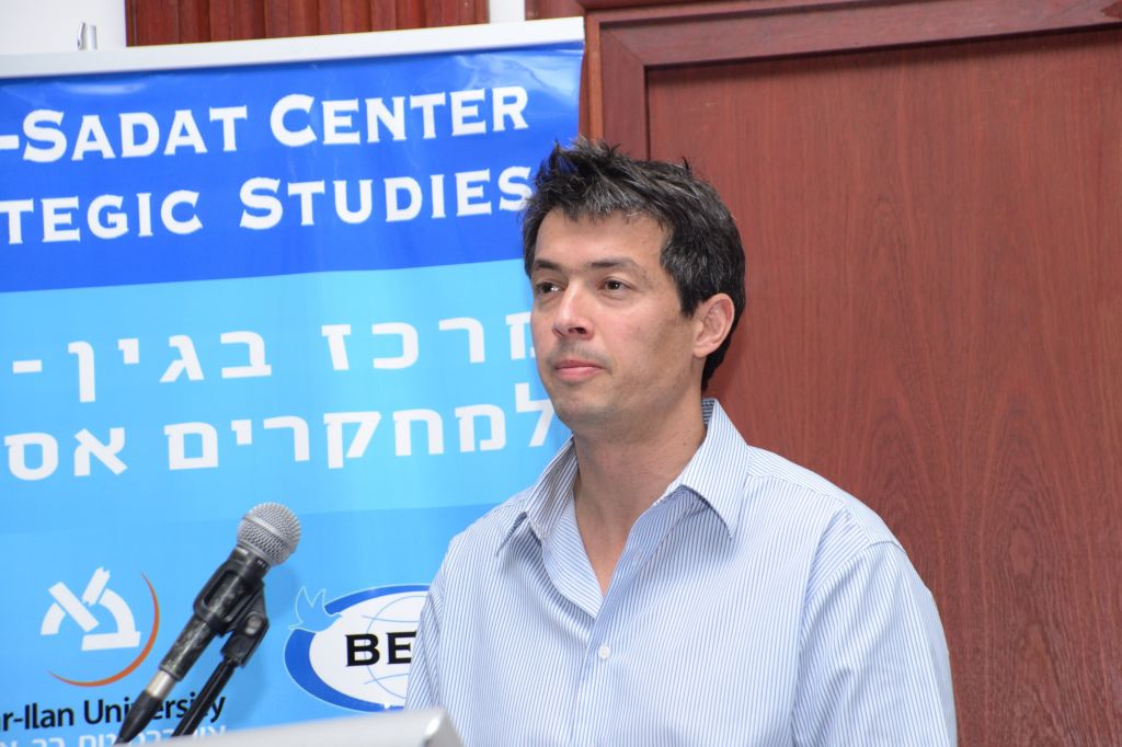 Yoaz Hendel (photo credit: courtesy of the Institute for Zionist Strategies)