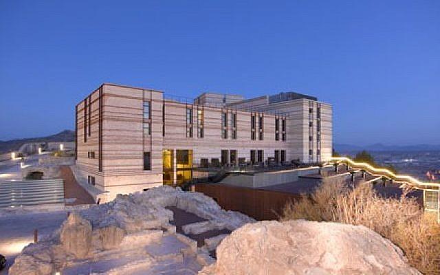 The Parador De Lorca Hotel In Spain Photo Credit Courtesy