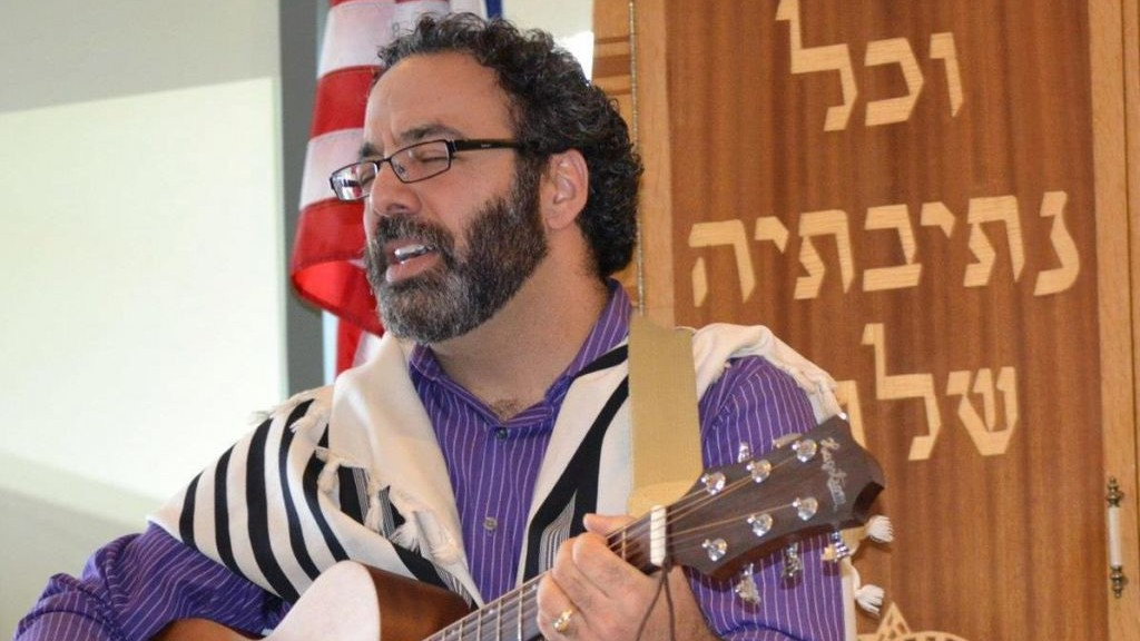 Rabbi Menachem Creditor (photo credit: Courtesy of Menachem Creditor)