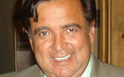Bill Richardson (photo credit: Prognosic/Wikimedia Commons/File)